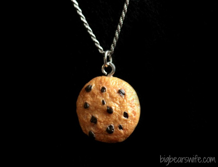 Chocolate Chip Cookie Charm | BigBearsWife.com