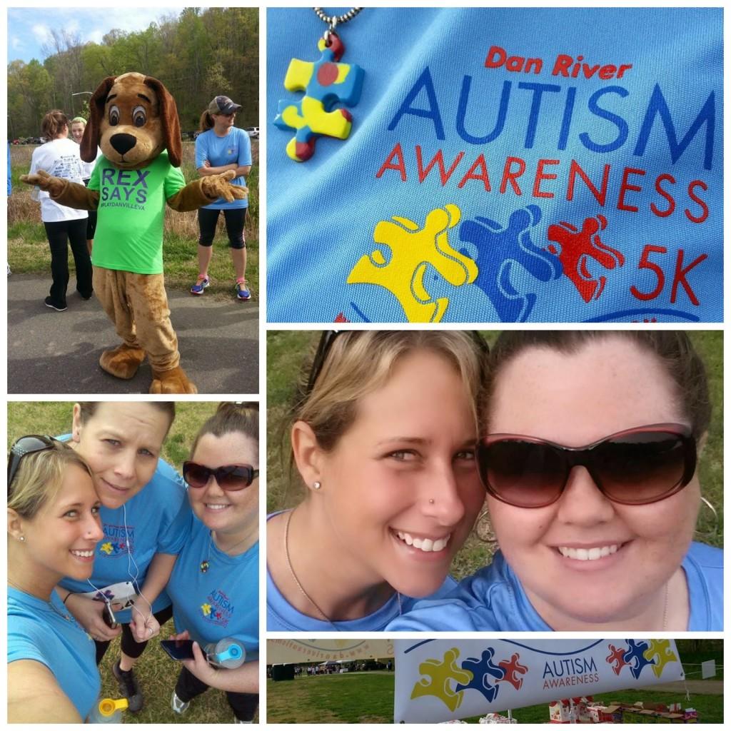 Autism Awareness 5k | BigBearsWife.com
