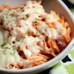 Creamy Baked Spaghetti #NewTraDish @RaguSauce