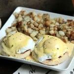 Eggs Benedict #BrunchWeek