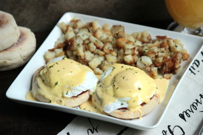 Eggs Benedict #BrunchWeek