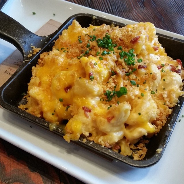 Mac and Cheese -- Swine Southern Table & Bar - Miami, Florida