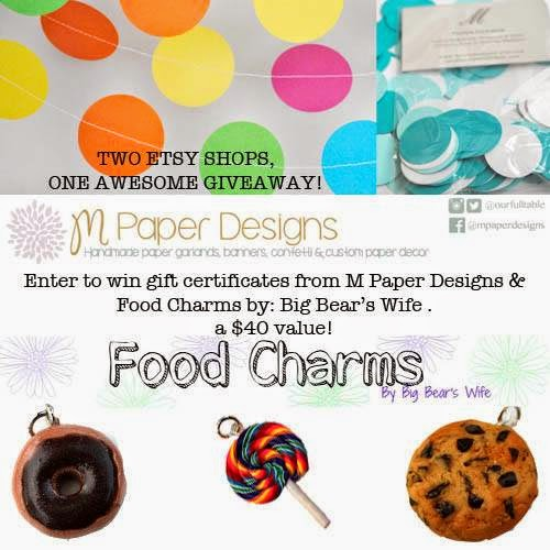 Etsy Gift Certificate Giveaway