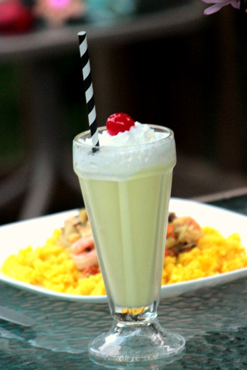 #silkcoconutmilk Drink Inspired by @LoveMySilk