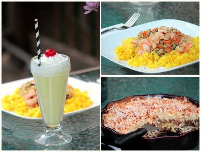 #silkcoconutmilk Dinner Inspired by @LoveMySilk