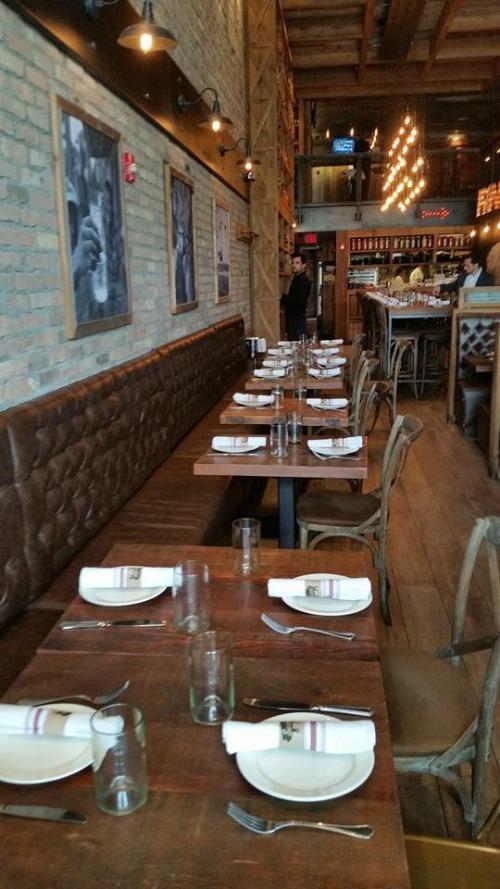 Inside Swine Southern Table & Bar - Miami, Florida