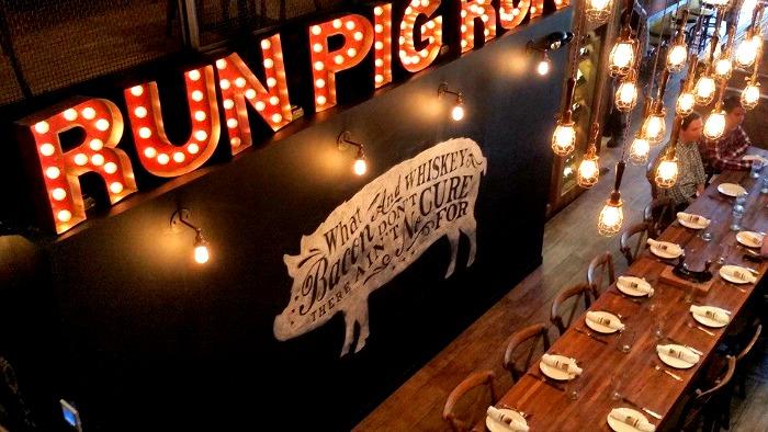 Swine Southern Table & Bar - Miami, Florida