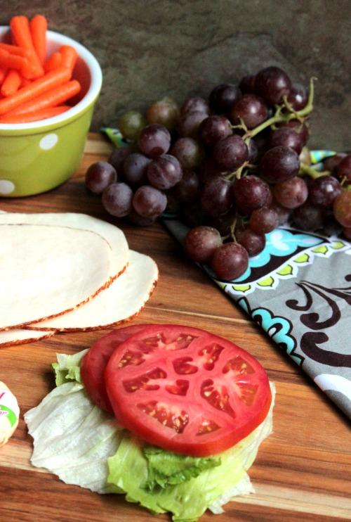 Alyssa's Lunch Idea - Healthy Back to School Lunch Ideas