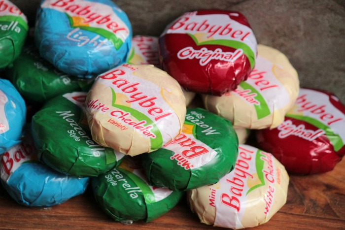 BabyBel Cheese - Kendra's Lunch Idea - Healthy Back to School Lunch Ideas
