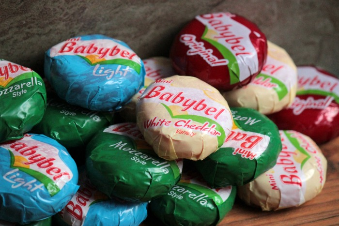BabyBel Cheese Healthy Back to School Lunch Ideas