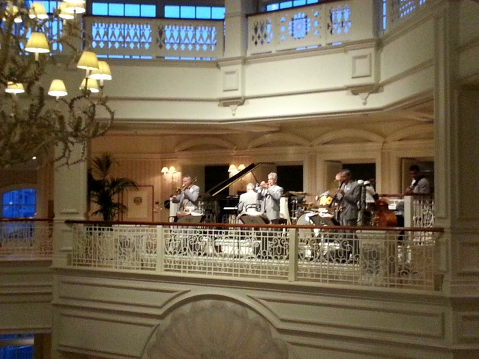 Grand Floridian Lobby Society Orchestra