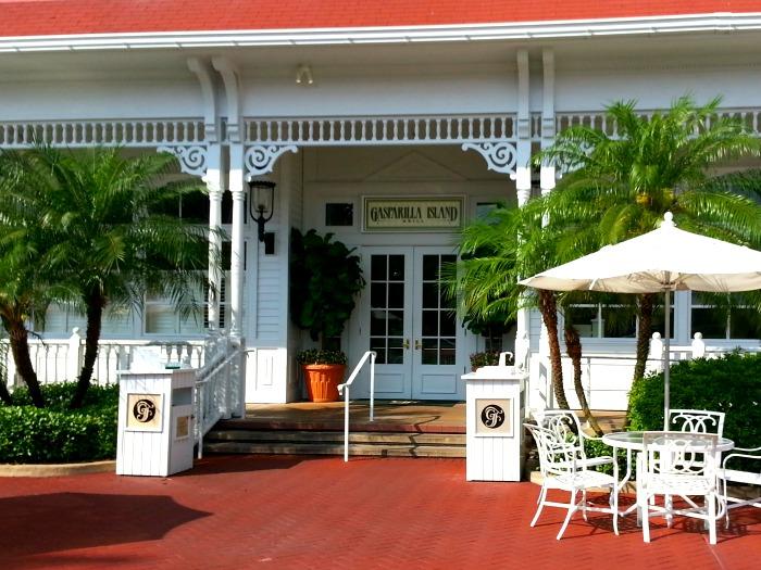 Gasparilla Island Grill at Disney's Grand Floridian Resort & Spa