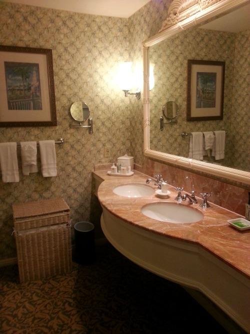 Bathroom at Disney's Grand Floridian Resort & Spa