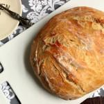 Homemade Artisan Style Bread