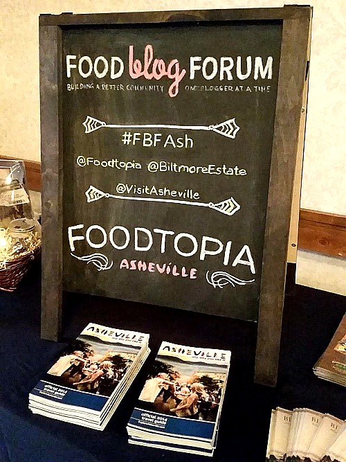 Food Blog Forum 2014 - Asheville, NC #FBFAsh #VisitAsheville
