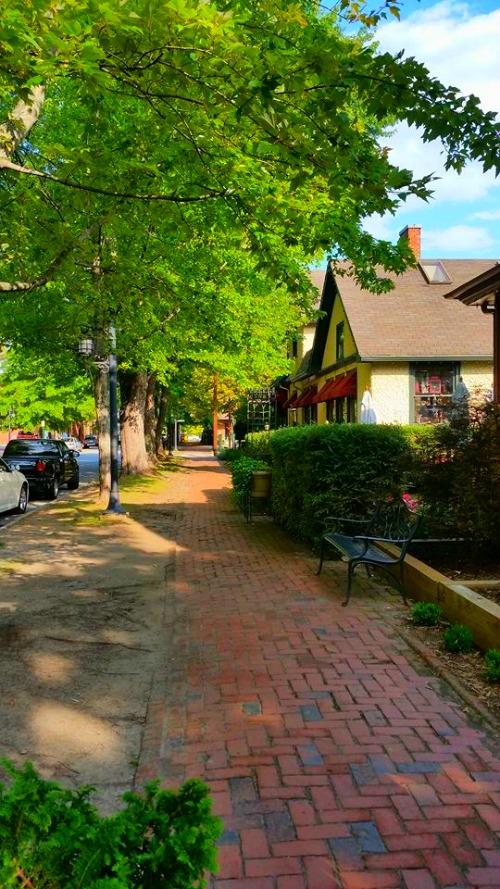 Biltmore Village, Ashwville, NC