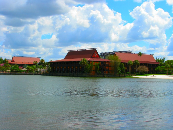 Disney's Polynesian Resort - Walt Disney World - Florida