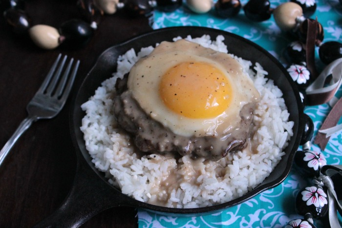 Loco Moco and Celebrating 7 years of Marriage – Renewing Our Vows in Hawaii