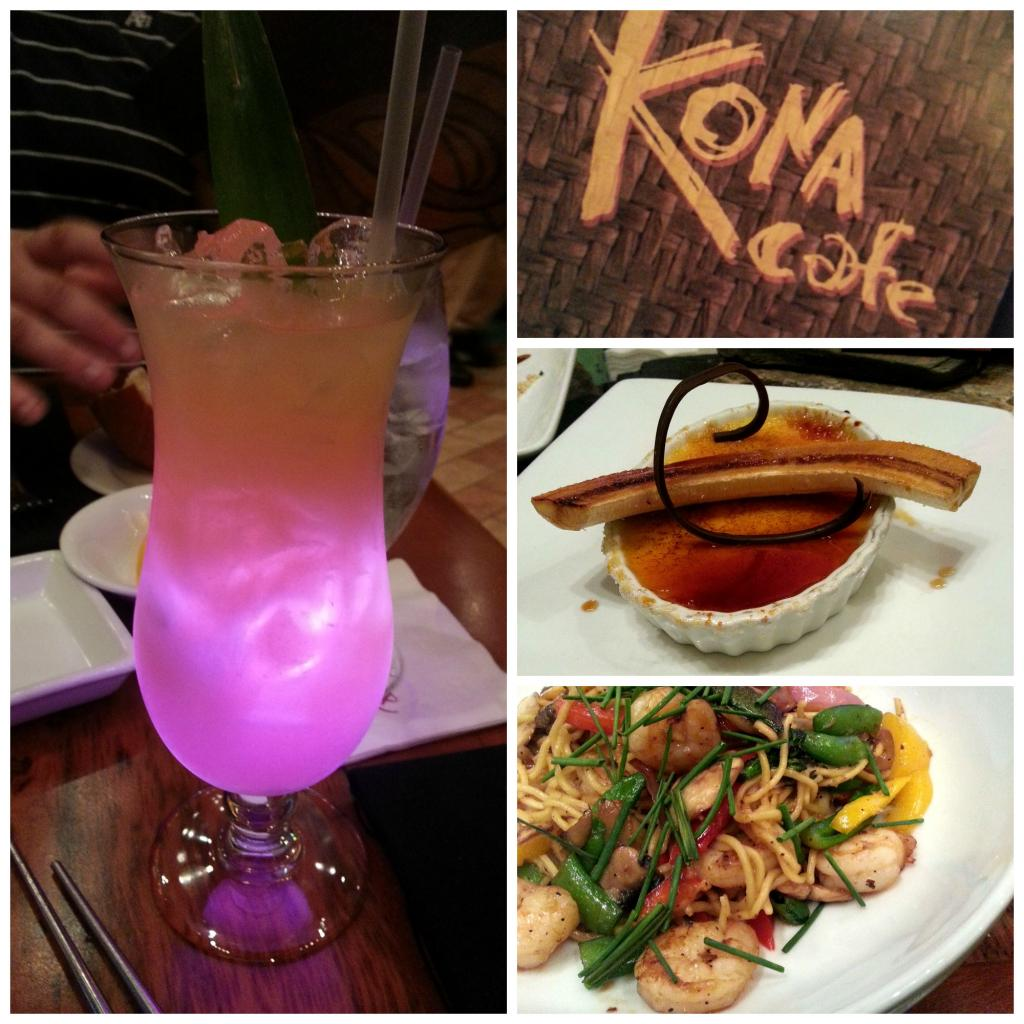 Kona at Disney's Polynesian Resort - Walt Disney World - Florida