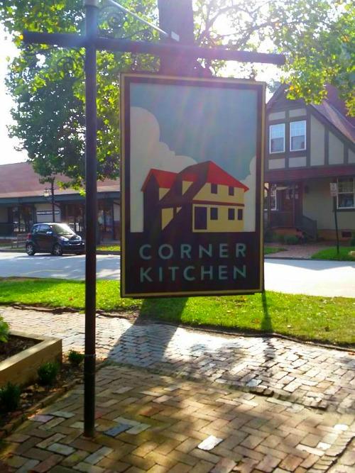 Corner Kitchen Biltmore Village, Ashwville, NC