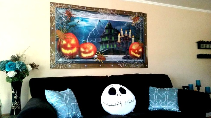 Halloween House Decorations featuring Jack