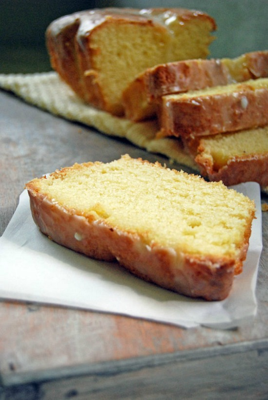 Lemon Loaf Recipe from Life Tastes Good