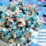 Frozen Popcorn – Chocolate Popcorn