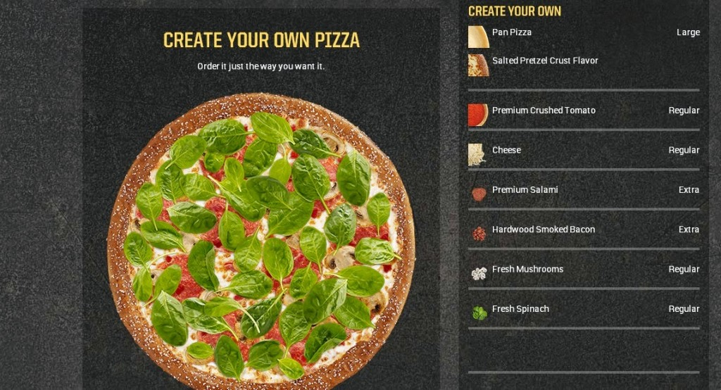 "Order your Pizza! Pizza Hut's All New ""Flavor of Now"" Menu #flavorofnow"