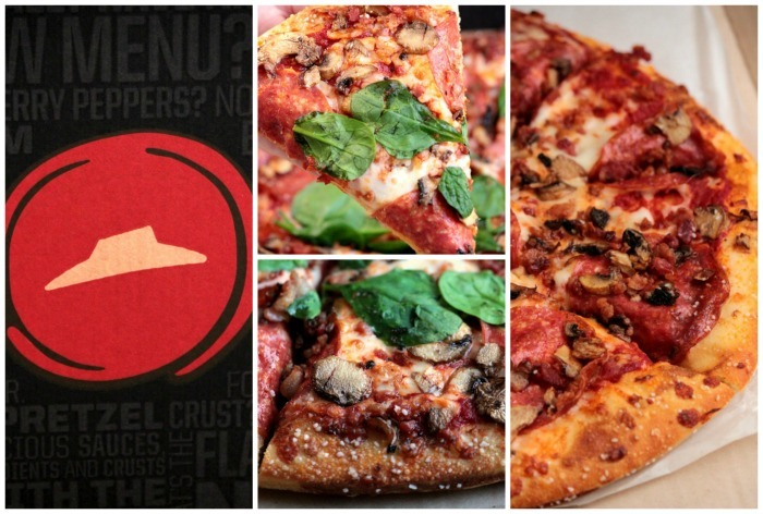 Big Bear's Pizza Obsession and Pizza Hut's All New Flavors #flavorofnow