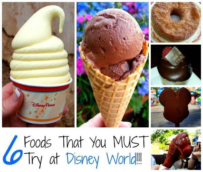 6 Foods That You Must Try At Disney World Big Bears Wife
