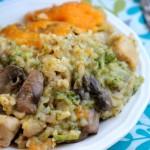 Chicken and Broccoli Casserole #12bloggers