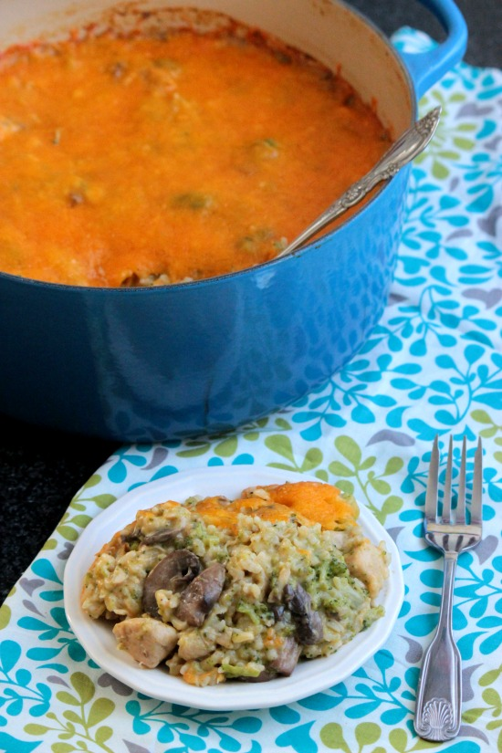 Chicken and Broccoli Casserole #12 bloggers