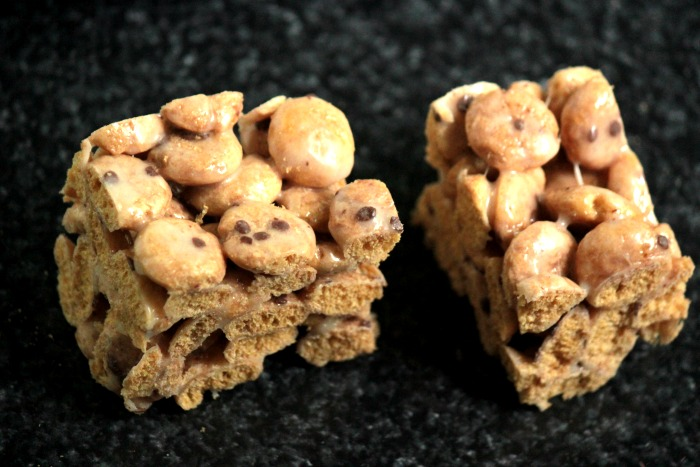 Cookie Cereal Marshmallow Treats