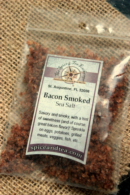 Bacon Smoked Sea Salt