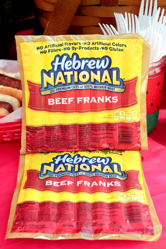 Hebrew National® All-Beef Frank