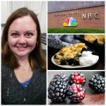Big Bear's Wife on Daytime Blue Ridge – Blackberry Skillet Cobbler