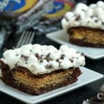 Moon Pie Brownies