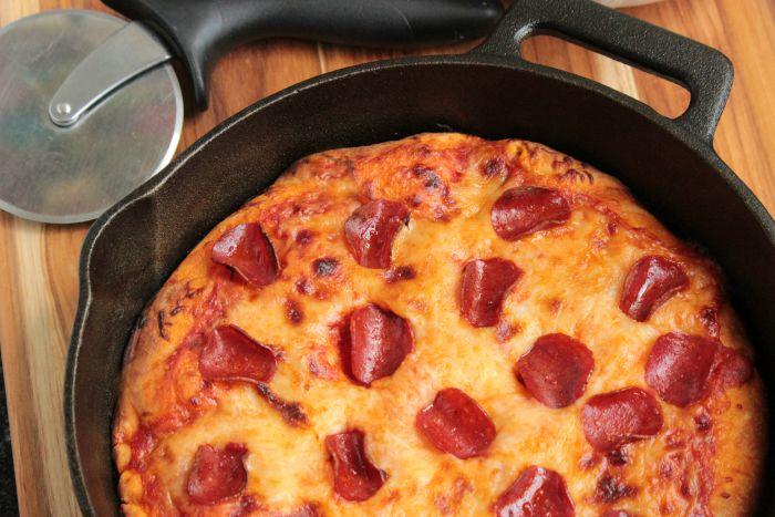 Pizza Skillet