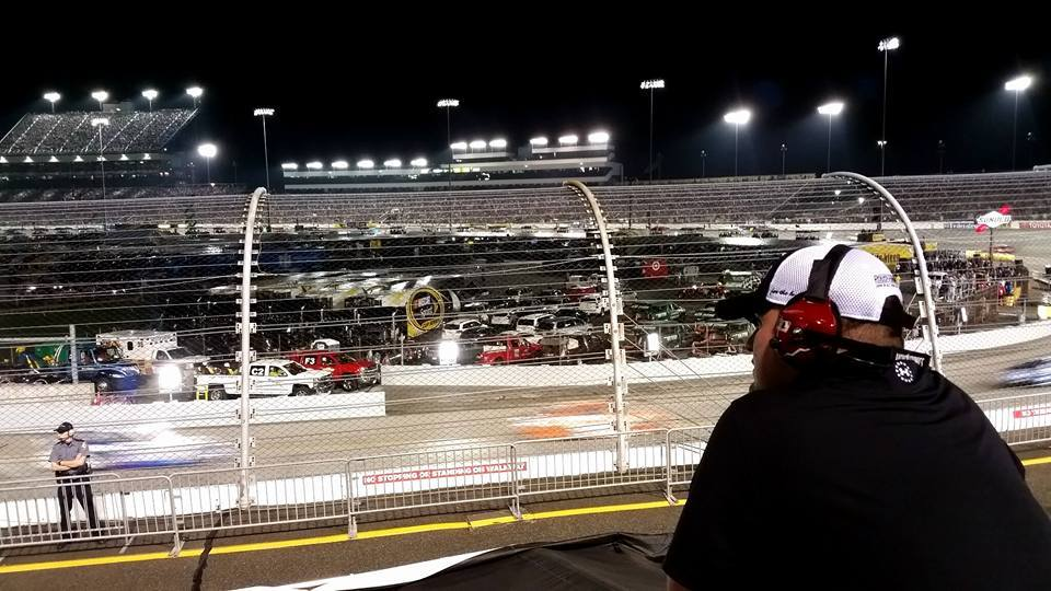 The Richmond NASCAR race VIP Style with Cargill Beef
