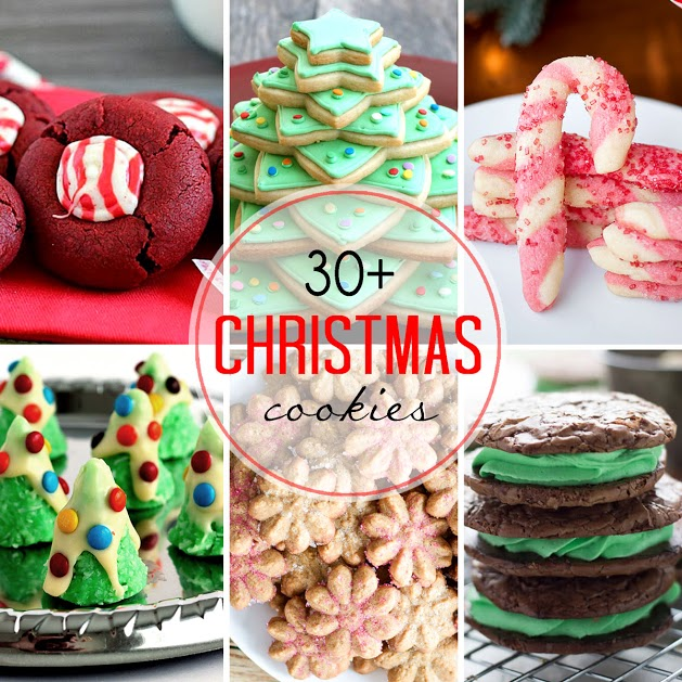 31 Christmas Cookie Recipes for a Cookie Party Exchange