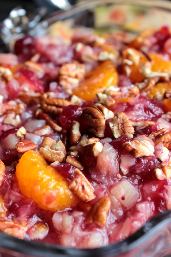 Pineapple Orange Cranberry Sauce Recipe