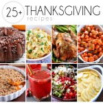 25+ Thanksgiving Day Recipes