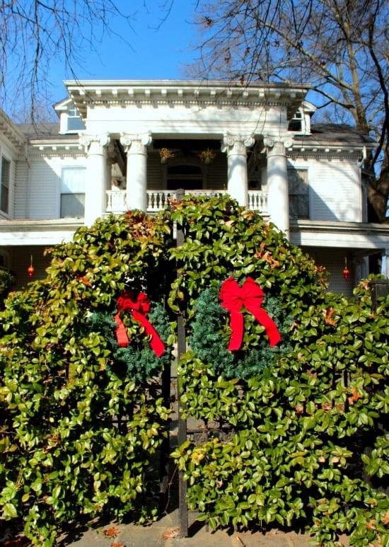 The Bell-Boatwright House in Danville, VA