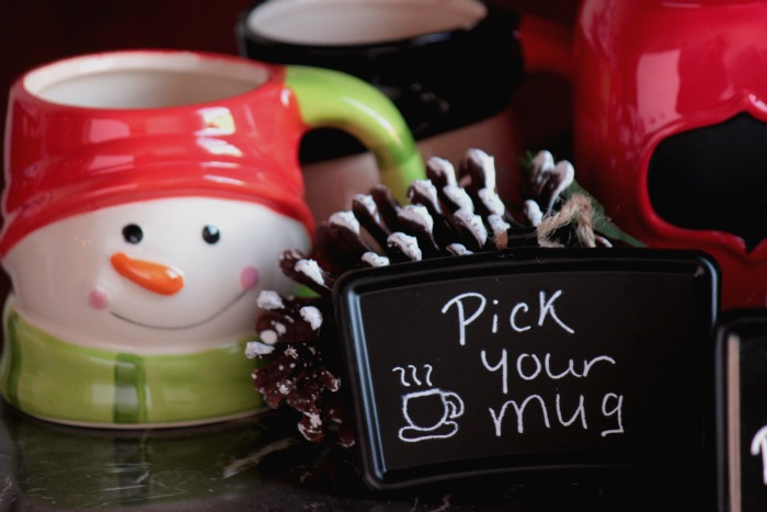 How to Set Up the Perfect Hot Chocolate Bar