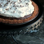 Smore Chocolate Marshmallow Pie