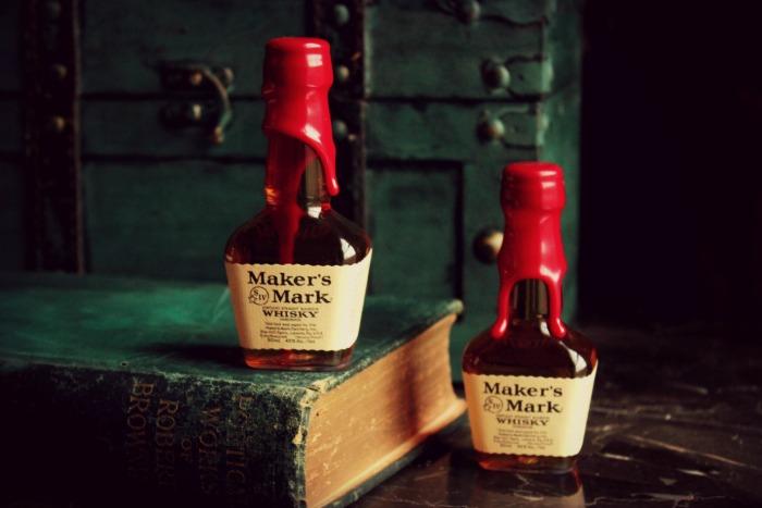 Bourbon - for a Bourbon Pecan Pie