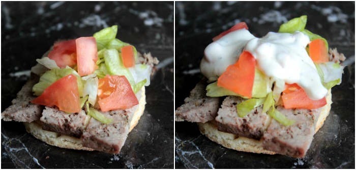 Ranch Gyro Slider