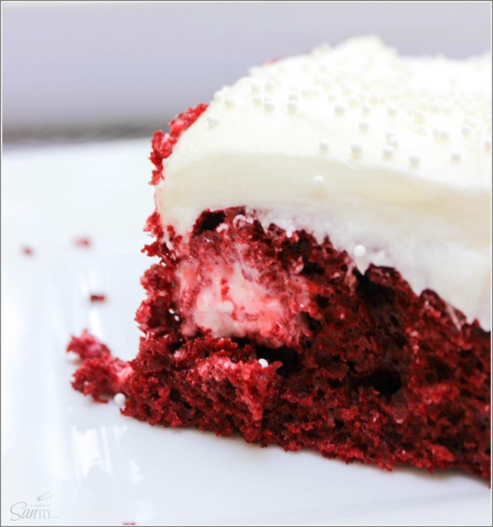 Red Velvet Poke Cake PS
