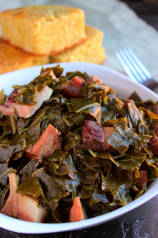 Southern slow cooked collard greens big bears wife southern slow cooked collard greens forumfinder Gallery