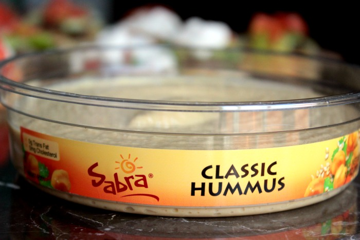 Sabra Hummus for the Ranch Gyro Sliders